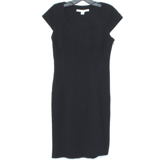 Item - Black Jersey April Short Formal Dress Size 6 (S)