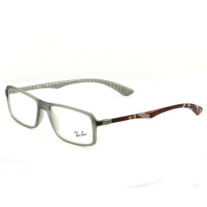 Ray-Ban RB890254815417145 Clear Gray/Red/Orange Acetate 54 17 145