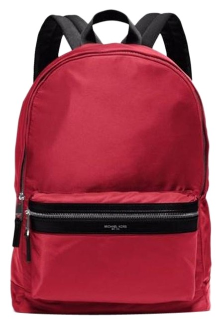 Item - Kent Large Cardinal Msrp Red Nylon Backpack