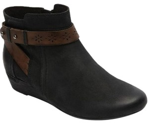 Rockport Black & Brown Boots