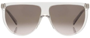 Céline Celine CL 41435 Thin Shadow 61 mm Transparent Sunglasses