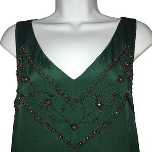 Diane Gilman Top Green