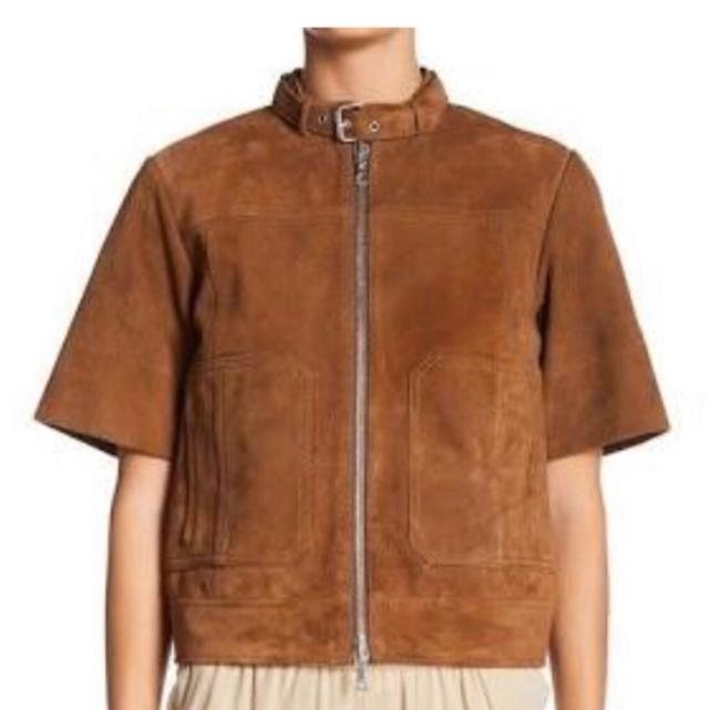 Item - Brown Lavzinie Suede Jacket Size 0 (XS)