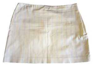 Express Vintage Mini Mini Skirt Tan