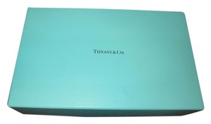 Tiffany Genuine Tiffany & Co empty turquoise box - 9.75