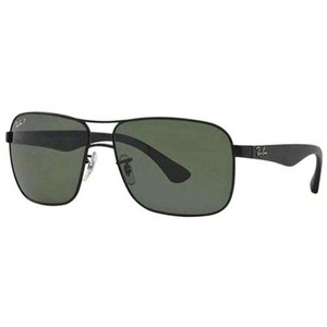 Ray-Ban G-15 Polarized Lens RB3516 006/9A Unisex Aviator Sunglasses