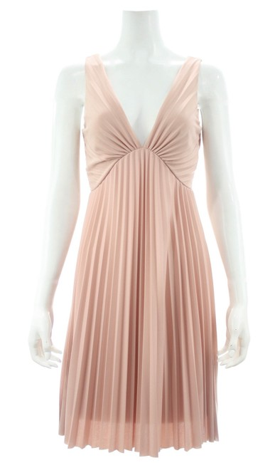 Item - Pink Heritage Dusty Sleeveless New with Tags Cocktail Dress Size 4 (S)
