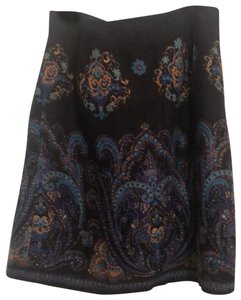Lands' End Skirt Black