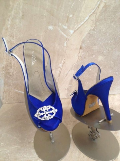 Item - Cobalt L L'amour Platforms Size US 7.5