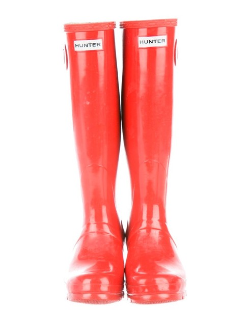 Item - Red Boots/Booties Size US 5 Regular (M, B)