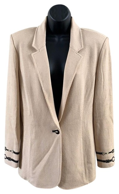 Item - Tan Collection By Marie Gray Blazer Size 10 (M)