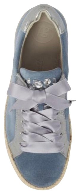 Paul Green Light Blue Sneakers Size US 7 Regular (M, B) Paul Green Light Blue Sneakers Size US 7 Regular (M, B) Image 1