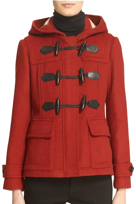 Item - Windsor Red Duffle Short Blackwell Wool Coat Size 12 (L)
