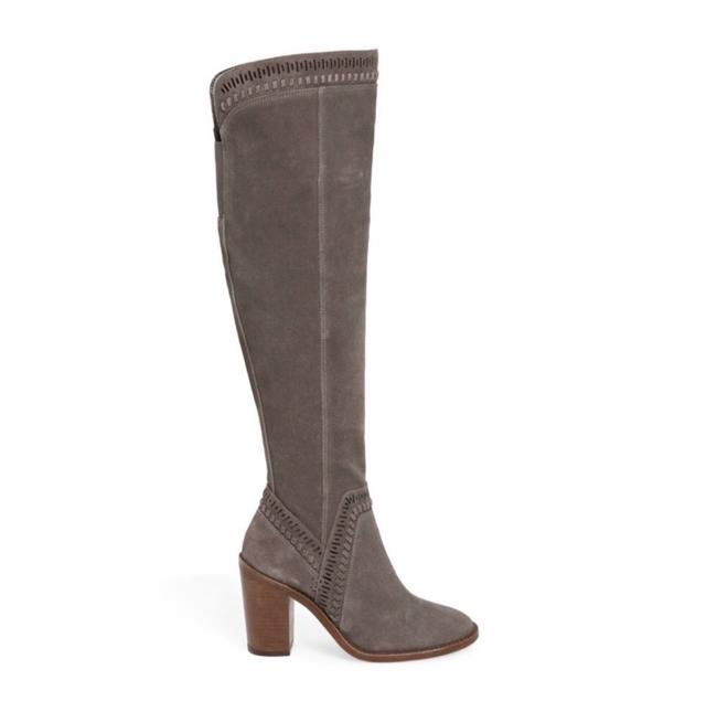 Item - Grey Madolee Boots/Booties Size US 5.5 Regular (M, B)