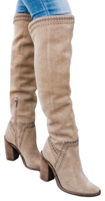 Vince Camuto Grey Madolee Boots/Booties Size US 5.5 Regular (M, B) Vince Camuto Grey Madolee Boots/Booties Size US 5.5 Regular (M, B) Image 2