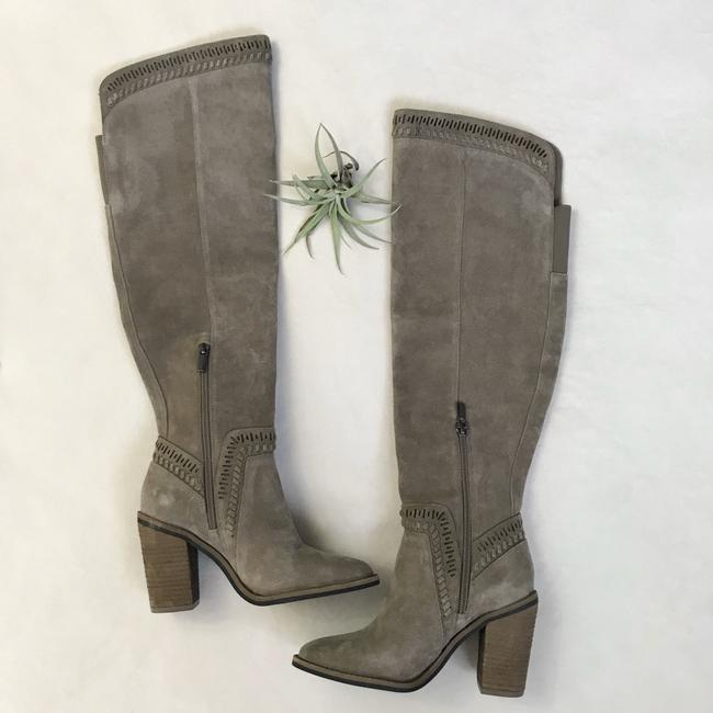 Vince Camuto Grey Madolee Boots/Booties Size US 5.5 Regular (M, B) Vince Camuto Grey Madolee Boots/Booties Size US 5.5 Regular (M, B) Image 3