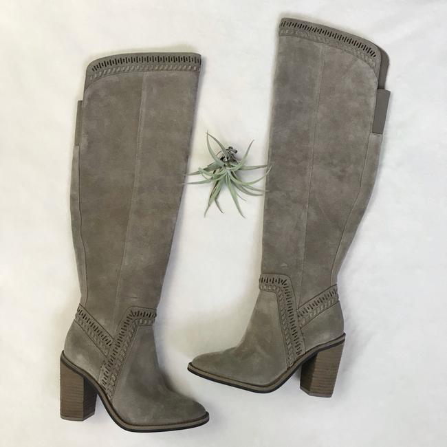 Vince Camuto Grey Madolee Boots/Booties Size US 5.5 Regular (M, B) Vince Camuto Grey Madolee Boots/Booties Size US 5.5 Regular (M, B) Image 4