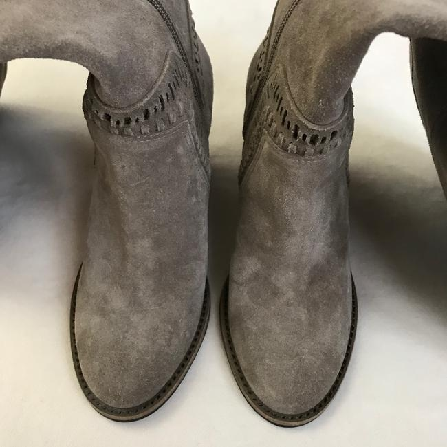 Vince Camuto Grey Madolee Boots/Booties Size US 5.5 Regular (M, B) Vince Camuto Grey Madolee Boots/Booties Size US 5.5 Regular (M, B) Image 5