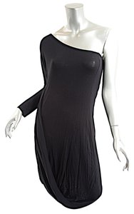 Under.Ligne short dress Black One Doo.ri on Tradesy