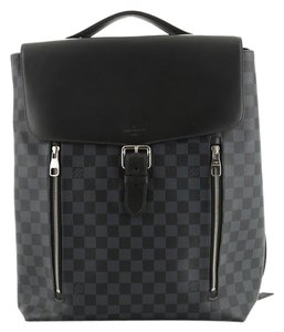 Louis Vuitton Coated Canvas Backpack