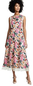 Pink Cream Ivory Maxi Dress by RED Valentino