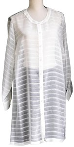 Vince Camuto Button Down Shirt white