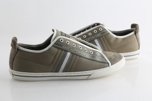 Louis Vuitton Multicolor Men Cosmos Sneaker Leather In White/Green Shoes