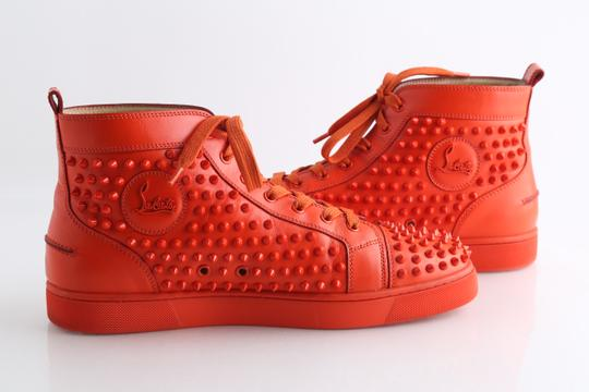 Louis Flat Leather Sneakers Shoes