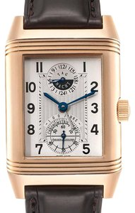 Jaeger-LeCoultre Jaeger LeCoultre Reverso Rose Gold Wempe Limited Edition Watch