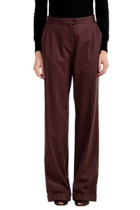 Malo Straight Pants Burgundy