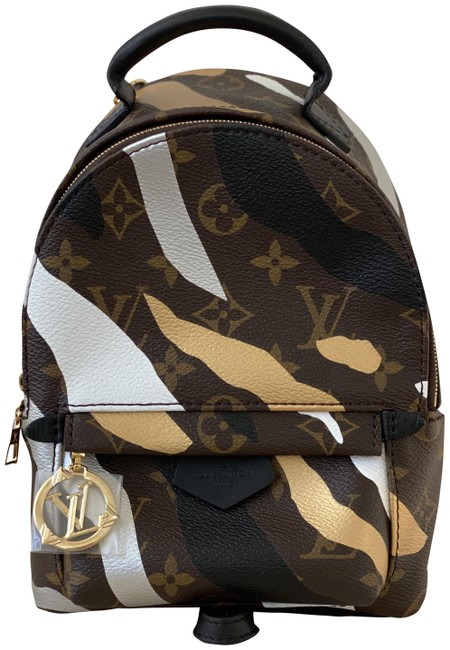 Item - Palm Springs Lol Multicolor Coated Canvas Backpack