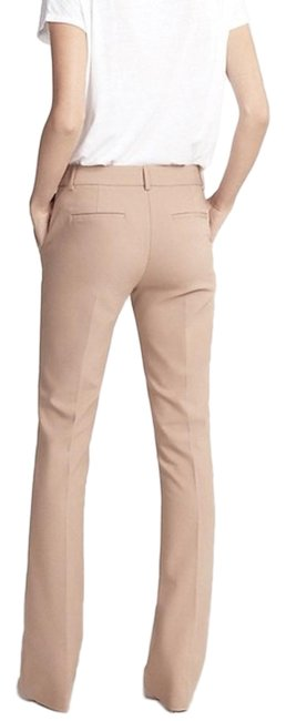 Item - Beige Editor Mid Rise Barely Boot Dress Pants Size 0 (XS, 25)