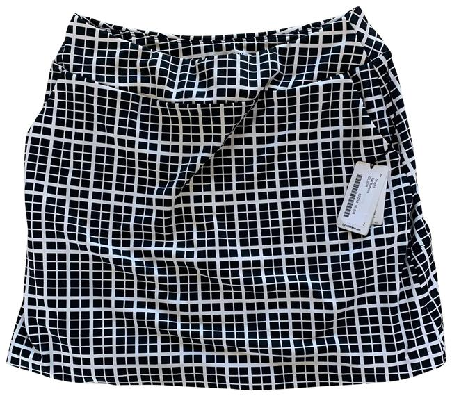 Item - Black and White Golf Tennis Small Activewear Bottoms Size 4 (S)