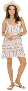 RAGA short dress EGGSHELL on Tradesy