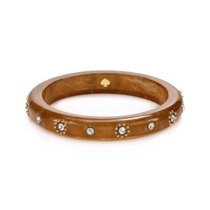 Kate Spade KATE SPADE * Out Of Her Shell Tortoise Bangle