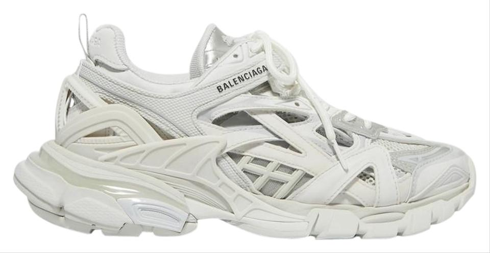 Rubber Sneakers Size EU 38 (Approx