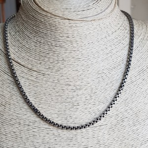 "David Yurman David Yurman 18"" 3.6mm Box Chain Necklace"