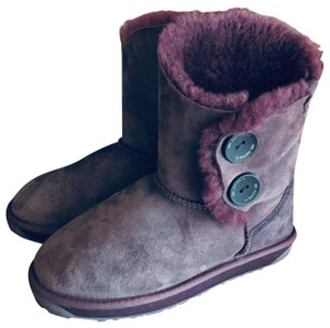 EMU Purple Boots
