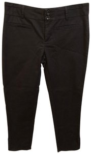 Cartonnier Capri/Cropped Pants Navy Blue