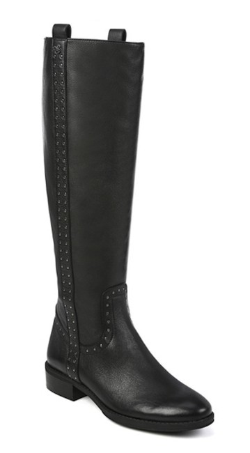 Item - Black 'prina' Riding Boots/Booties Size US 9 Wide (C, D)