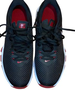 Nike Black with some red trim Athletic