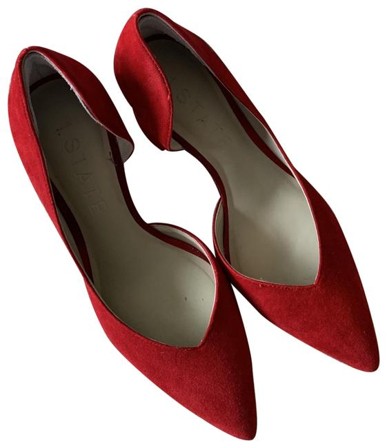 Item - Red Pumps Size US 5 Regular (M, B)