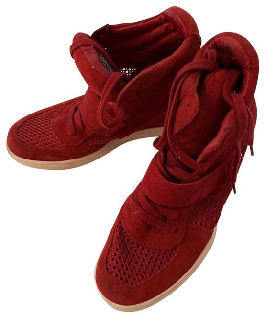 Item - Red . Sneakers Size US 10 Regular (M, B)