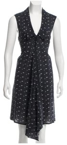 Creatures of Comfort short dress Navy on Tradesy