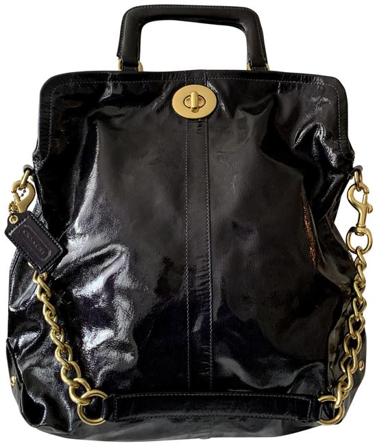 Item - Limited Edition Archive Purple Patent Leather Tote