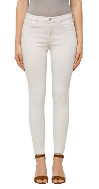 Item - Honesty Beige Khaki Alana High-rise Cropped In Photo Ready Super Skinny Jeans Size 6 (S, 28)