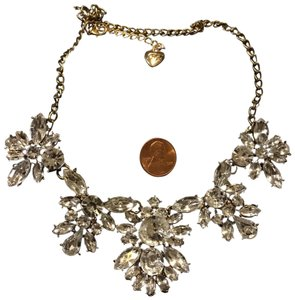 "Betsey Johnson 16.5"" Dazzle Deal Necklace"