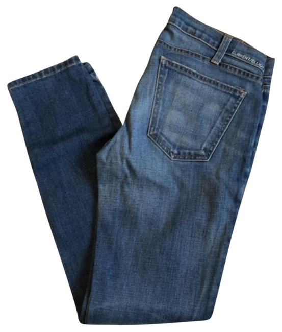 Item - Blue The Ankle Commodore Skinny Jeans Size 27 (4, S)