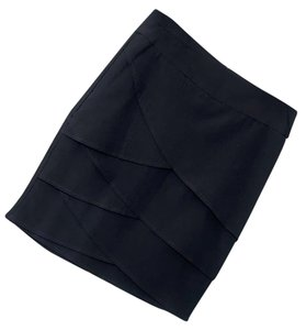 A. Byer Mini Skirt Black