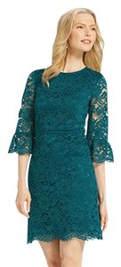 Draper James Lace Reese Back Zipper Lilly Pulitzer Long Sleeve Dress